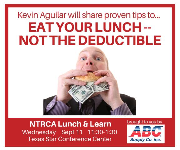 NRTCA Lunch & Learn