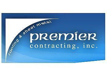 Premier Contracting Logo