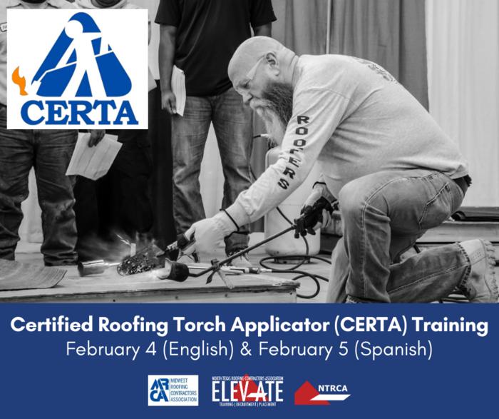 CERTA Applicator - February