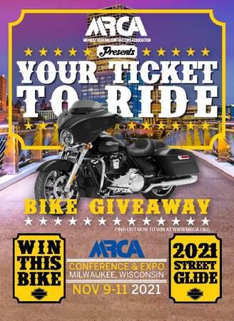 MRCA Harley Flyer