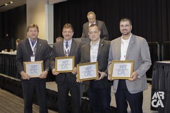 2016 Gold Safety Award Winner