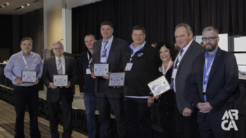 2016 Platinum Safety Award Winner